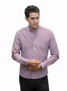 Chemise Oxford BRM