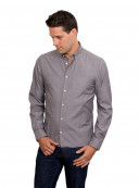 Chemise Chambray Gris YYC