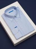 Chemise Oxford BWI