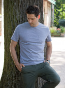 T-shirt Gris anthracite ZIA